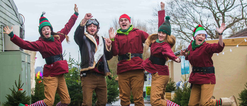 Join our Avon Valley elves