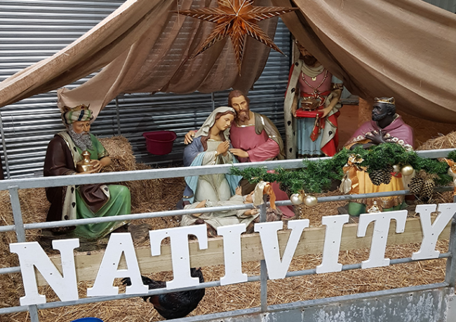 avon valley nativity
